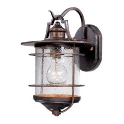 "Franklin Iron Works Casa Mirada 12"" High Outdoor Light"