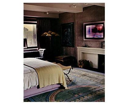 Traditional Bedroom by Pierce Allen