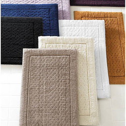 Sublime Bath Mat - Stand on a cloud with our Sublime 100% Combed Egyptian Cotton Luxury bath rugs. Exceptionally soft, impressively strong and absorbent.