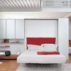 Murphy Beds - Nothing adds function and flexibility to a modern space like adding a wall bed. Dayoris has stylish wall beds to fit any room. You can now transform any contemporary space into a guest room or simply maximize space in a bedroom with a stylish, sturdy and comfortable wall bed or authentic Murphy bed from Dayoris. Featuring the choicest Formica, melamine, and laminate to add artistry and flamboyance to any chamber.