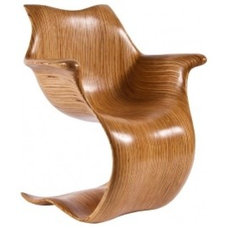 Contemporary Chairs by EcoFirstArt