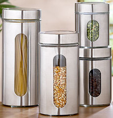 modern food containers and storage by World Market