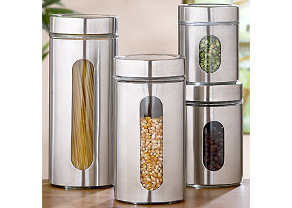 modern food containers and storage by Cost Plus World Market