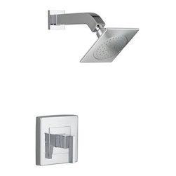 KOHLER - KOHLER K-T14670-4-CP Loure Rite-Temp Shower Trim - KOHLER K-T14670-4-CP Loure Rite-Temp Shower Trim in Polished Chrome