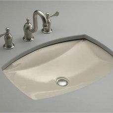 Contemporary Bathroom Sinks by PlumbingDepot.com