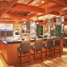 Contemporary Kitchen by Studio 29 - Architecture, Orcas Island, WA