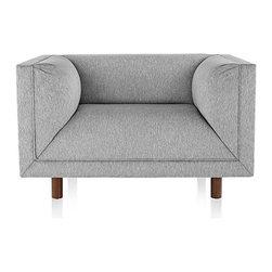 Herman Miller - Herman Miller | Rolled Arm™ Club Chair - Design by Ward Bennett for Geiger.
