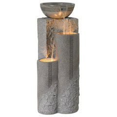 contemporary outdoor fountains by Lamps Plus