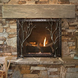 Rustic Fireplace Accessories Find Fireplace Tools And