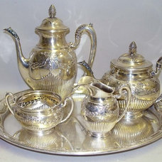 Traditional Tea Sets by Go Antiques