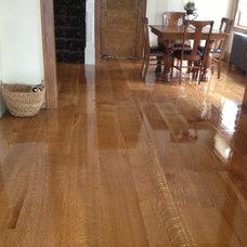 Traditional Hardwood Flooring by Oak & Broad