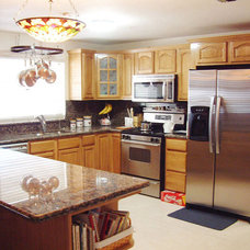 Traditional Kitchen Cabinets by LilyAnn Cabinets