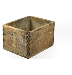 traditional storage boxes by Etsy