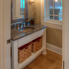 Contemporary Bathroom Vanities And Sink Consoles by Designed Cabinets