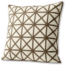 Modern Decorative Pillows by Lands' End