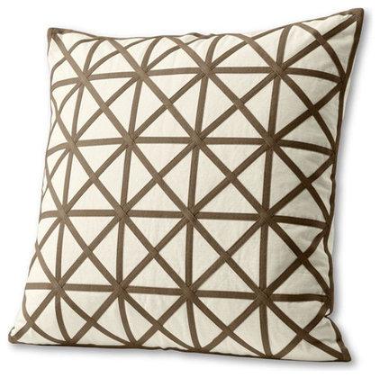 Modern Decorative Pillows by Lands' End