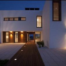 Modern  patio lighting