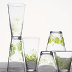 Fern & Frond Glasses -