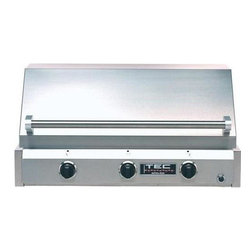 "TEC - TEC Infrared Sterling III FR 36"" Built-in Grill w Mounting Kit 