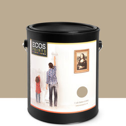 Imperial Paints - Interior Semi-Gloss Trim & Furniture Paint, Coffee and Cream - Overview: