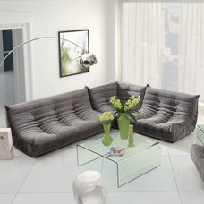 Modern Sectional Sofas by Hayneedle