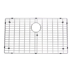 BOANN - BOANN Stainless Steel Grid for Single Bowl UMR3219 Sink - The BOANN BNG7542 is the grid for BOANN's UMR3219 single sink. Made from Solid T202 stainless steel, the grid is 100% Lead free and will not oxidize or rust.