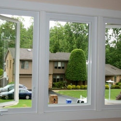 Casement Window - Casement Window- Interior View
