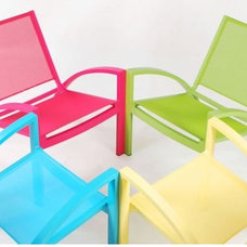 contemporary outdoor chairs by Bobby Berk Home