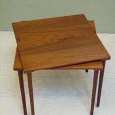 Modern Side Tables And End Tables by Deja Vu Vintage Modern