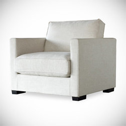 Gus - Richmond Lounge Chair - Richmond Lounge Chair by Gus Modern