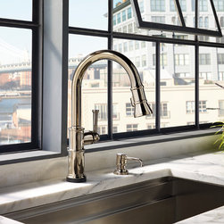 Artesso Kitchen Collection - Single Handle Pull-Down Kitchen Faucet with SmartTouch® Technology