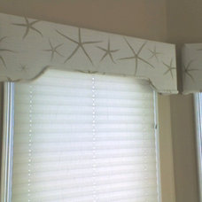Traditional Valances by Erin Capron