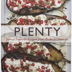 Plenty Cookbook - Yotam Ottolenghi, London's vegetarian columnist for The Guardian, shares his extensive insight into meat-free cooking with this collection of over 120 of his favorite published recipes. Organized by ingredient, from roots to fruits, greens to grains, Plenty opens up a whole new world of exciting edibles in a rich rainbow of color, global flavor and texture.