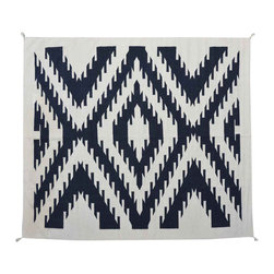 1800-Get-A-Rug - Hand Woven Flat Weave Southwest Design Sh11949 - About Flat Weave