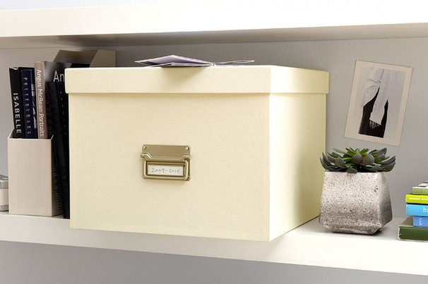 Traditional Storage Bins And Boxes by The Holding Company