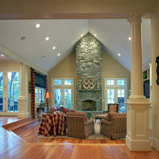 Traditional  Farmstyle House in Kensington, MD
