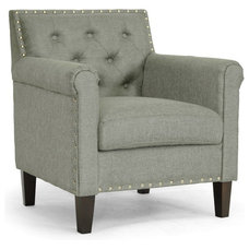 Transitional Accent Chairs by Baxton Studio