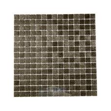 HotGlass | HAK-B-32-M | Teak | Tile > Glass Tile