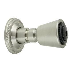 Jado - Jado Brushed Nickel Wynd 816 Adj Body Spray Showerhead #816007.144 - Product Details
