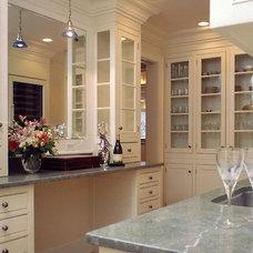 Traditional Kitchen by Joseph Matto Architects, LLC