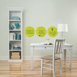 New for Back to School & Dorm Room Decor - Pretty dry-erase dots decals New for Back to School & Dorm Room Decor