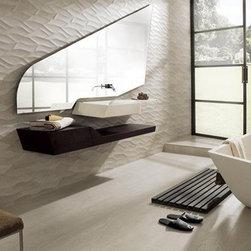 Ona Beige 13x40 wall tiles - Porcelanosa Ona Beige 13x40 wall tiles