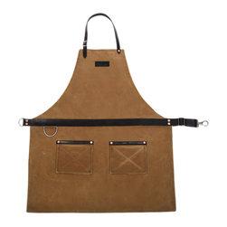 Hardmill Rugged Apron - Materials: