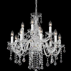Traditional Chandeliers by Topdomus by Elettromarket illuminazione