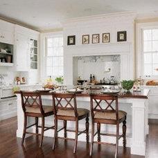 All-White Kitchen Trend | Atticmag | Kitchens, Bathrooms, Interior Design