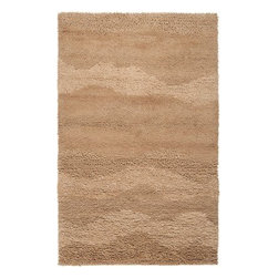 Surya Rugs - Surya TOP-6804 Topography Designer/Plush Area Rug - 100% Wool. Style: Designer | Plush. Rugs Size: 8' x 11'. Note: Image may vary from actual size mentioned.