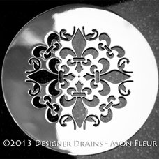 Traditional Showers by Designer Drains