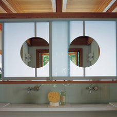 Contemporary Bathroom by Lawrence Architecture