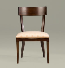 traditional dining chairs and benches by Ethan Allen