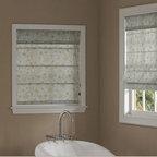 Bathroom - shades, blinds, window treatments, roman shades , 3 Day Blinds, bathroom